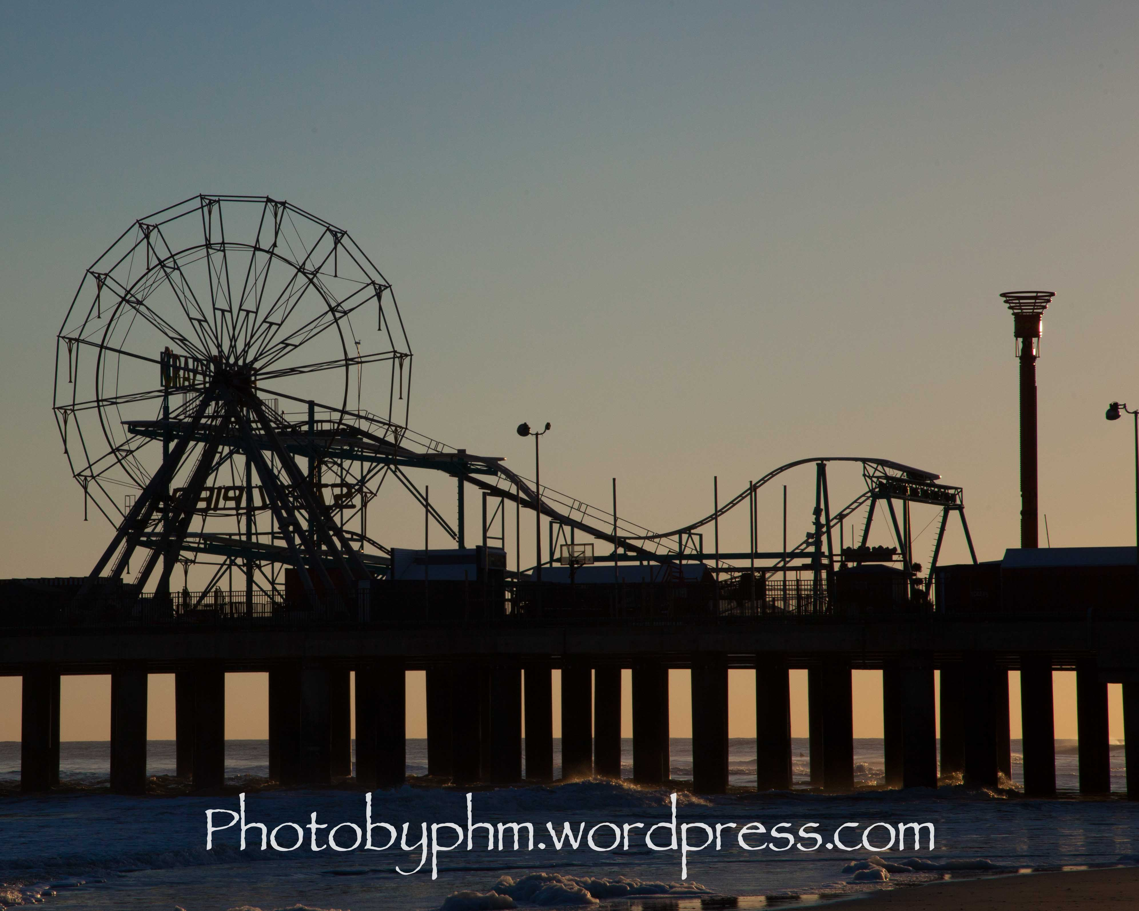 Atlantic City Steel Pier Philip Meier Photography
