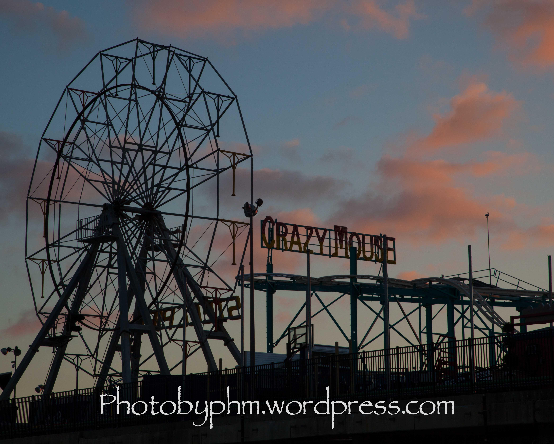 Atlantic city steel pier philip meier photography for Steel piers for house