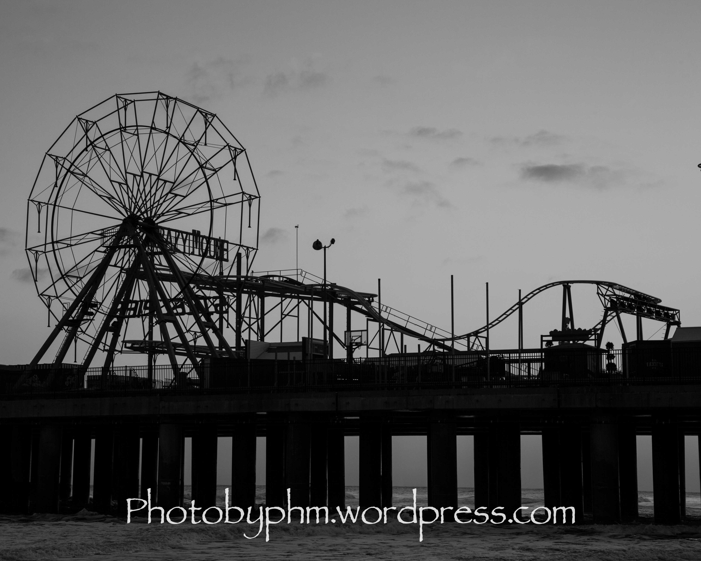 Atlantic City Steel Pier Philip Meier Photography